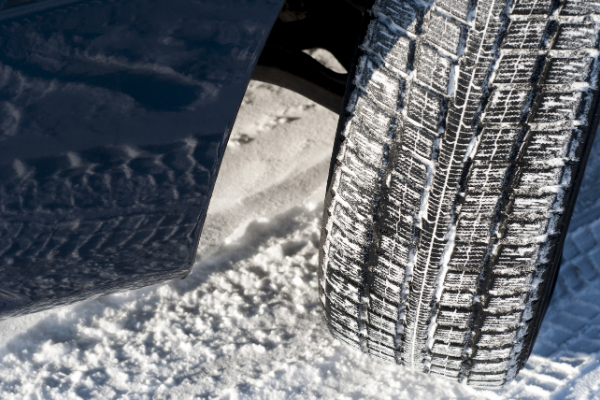 Test Your Tire Tread Depth Now So You Can Get New Tires Before Winter